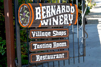 Bernardo Winery Favorites
